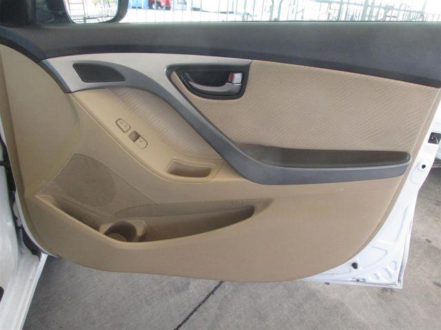 2011 Hyundai Elantra GLS PZEV Gardena, California 13