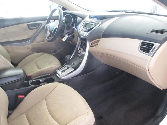 2011 Hyundai Elantra GLS PZEV Gardena, California 8