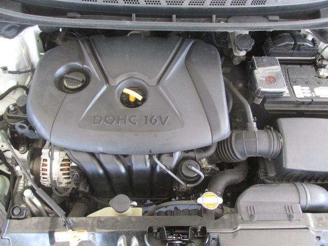2011 Hyundai Elantra GLS PZEV Gardena, California 15