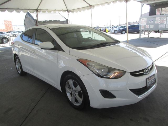 2011 Hyundai Elantra GLS PZEV Gardena, California 3