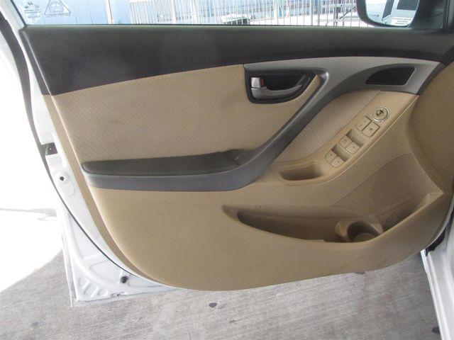 2011 Hyundai Elantra GLS PZEV Gardena, California 9