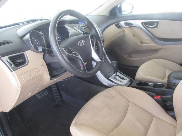 2011 Hyundai Elantra GLS PZEV Gardena, California 4