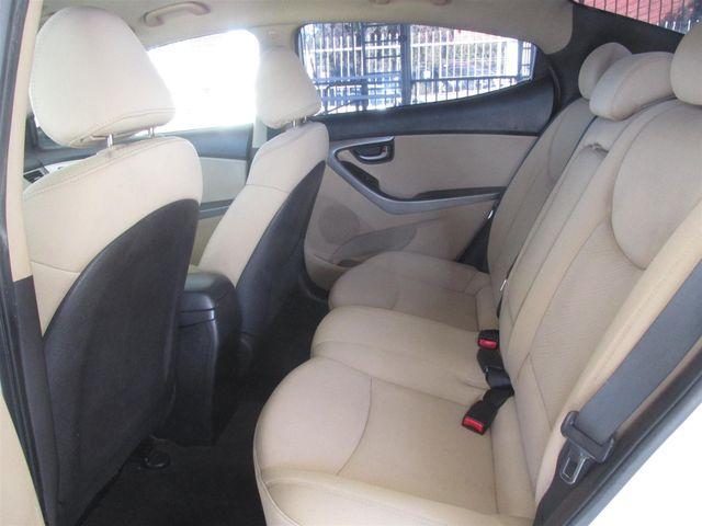 2011 Hyundai Elantra GLS PZEV Gardena, California 10