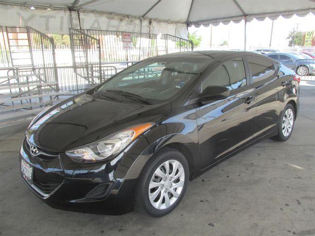 2011 Hyundai Elantra GLS Gardena, California