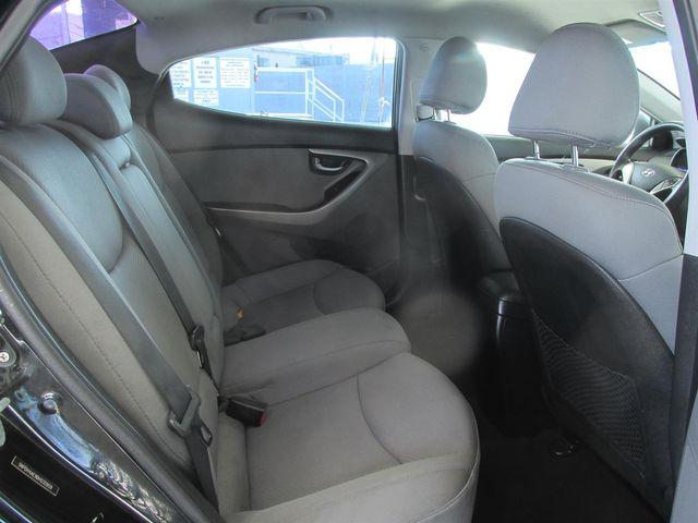 2011 Hyundai Elantra GLS Gardena, California 12