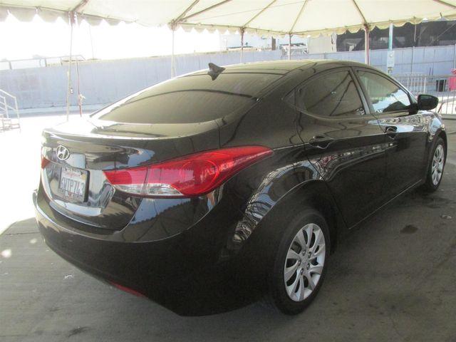 2011 Hyundai Elantra GLS Gardena, California 2
