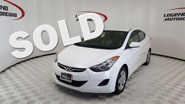 2011 Hyundai Elantra GLS in Garland