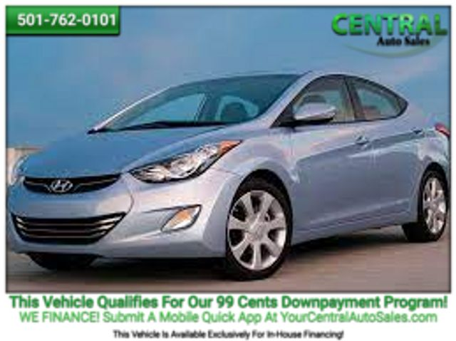2011 Hyundai Elantra Ltd | Hot Springs, AR | Central Auto Sales in Hot Springs AR