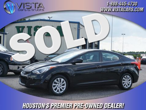 2011 Hyundai Elantra GLS in Houston, Texas