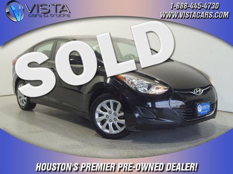 2011 Hyundai Elantra GLS in Houston, Texas