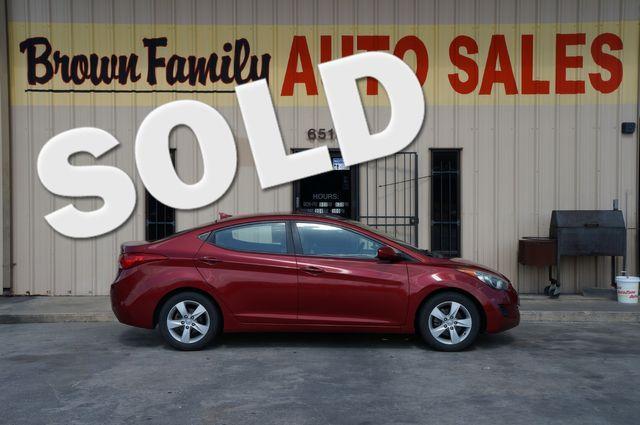 2011 Hyundai Elantra GLS   Houston, TX   Brown Family Auto Sales in Houston TX