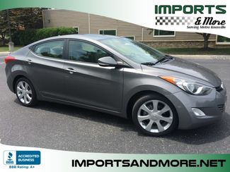 2011 Hyundai Elantra Limited  Imports and More Inc  in Lenoir City, TN
