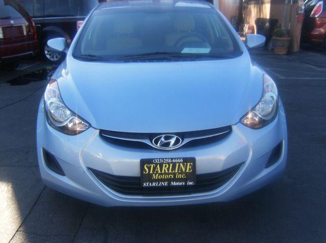2011 Hyundai Elantra GLS PZEV Los Angeles, CA 1