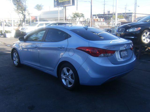 2011 Hyundai Elantra GLS PZEV Los Angeles, CA 5