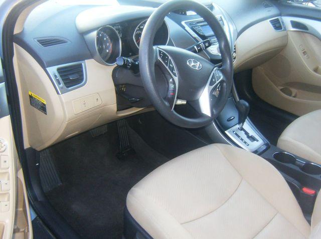 2011 Hyundai Elantra GLS PZEV Los Angeles, CA 6