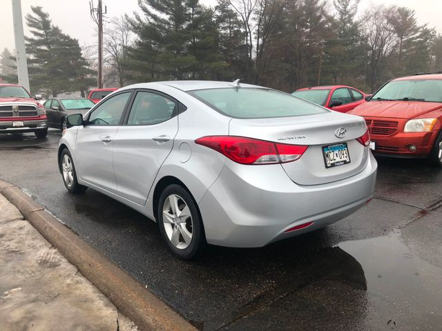 2011 Hyundai Elantra GLS Maple Grove, Minnesota 4