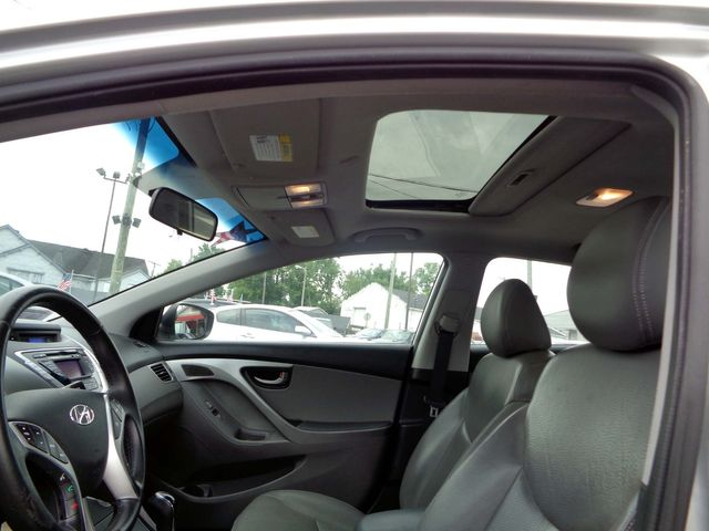 2011 Hyundai Elantra Ltd in Nashville, Tennessee 37211