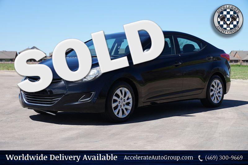 2011 Hyundai Elantra GLS in Rowlett Texas