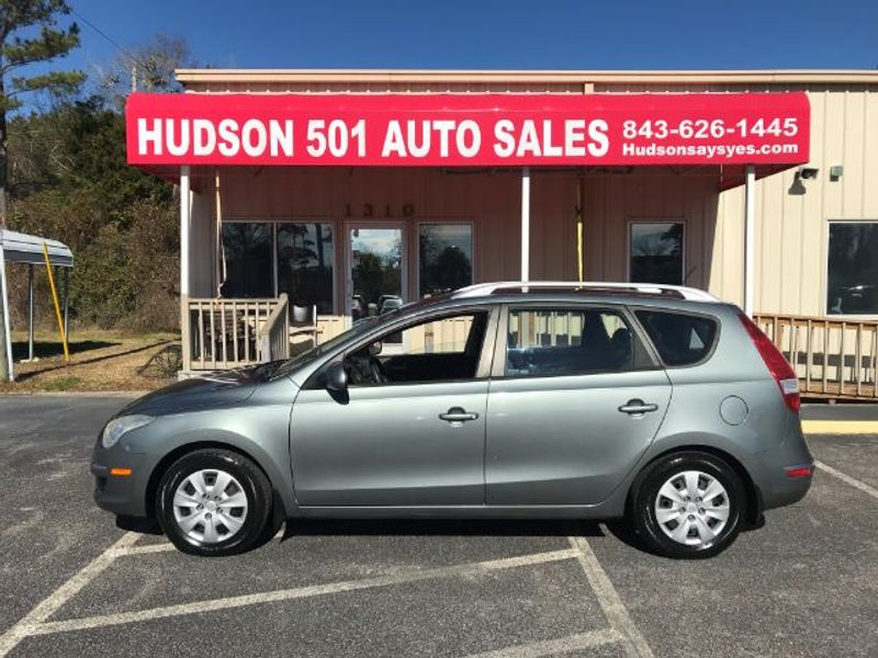 2011 Hyundai Elantra Touring GLS   Myrtle Beach, South Carolina   Hudson Auto Sales in Myrtle Beach South Carolina