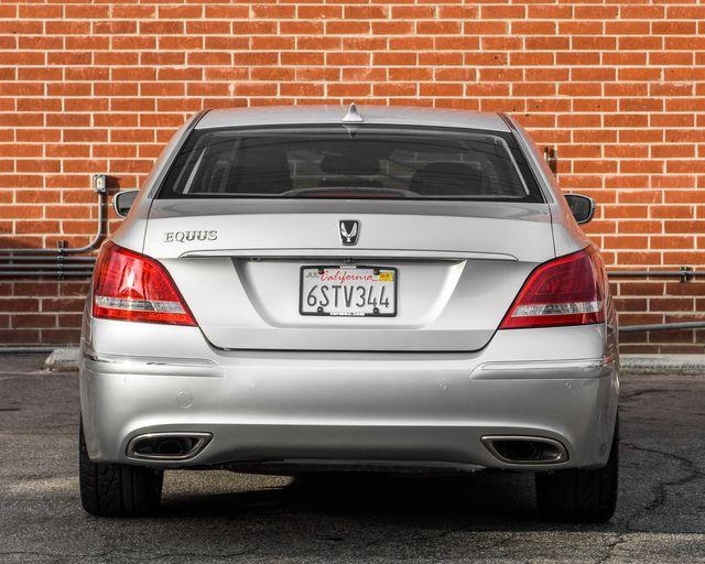 2011 Hyundai Equus Signature Burbank, CA 3