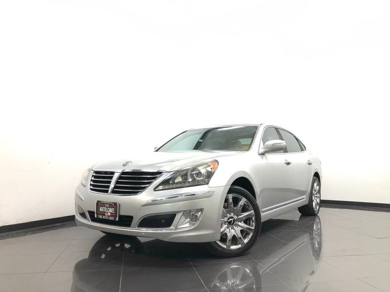 2011 Hyundai Equus *Easy Payment Options* | The Auto Cave in Dallas