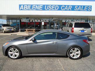 2011 Hyundai Genesis Coupe Premium  Abilene TX  Abilene Used Car Sales  in Abilene, TX