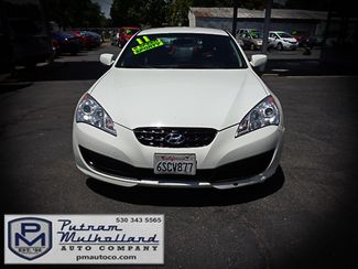 2011 Hyundai Genesis Coupe R-Spec Chico, CA 1