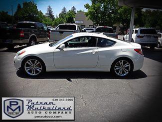 2011 Hyundai Genesis Coupe R-Spec Chico, CA 3