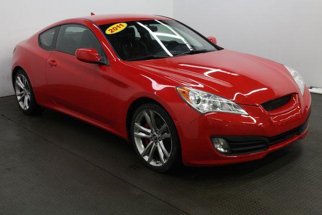 2011 Hyundai Genesis Coupe R-Spec