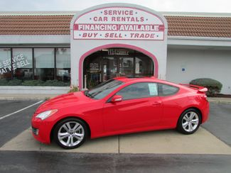 2011 Hyundai Genesis Coupe Track in Fremont OH, 43420