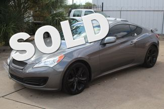 2011 Hyundai Genesis Coupe Houston, Texas