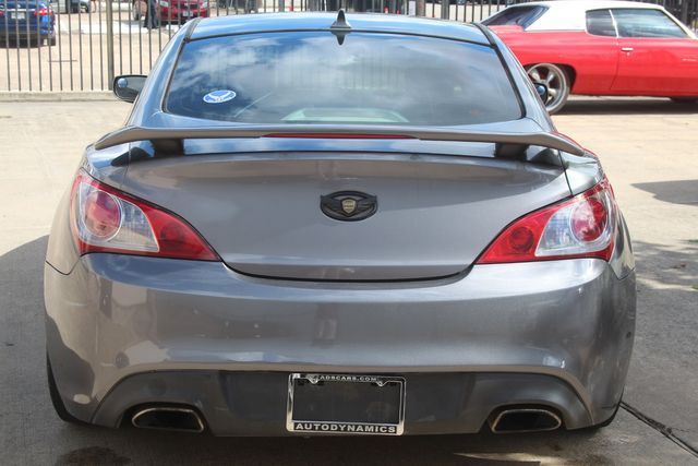 2011 Hyundai Genesis Coupe Houston, Texas 12