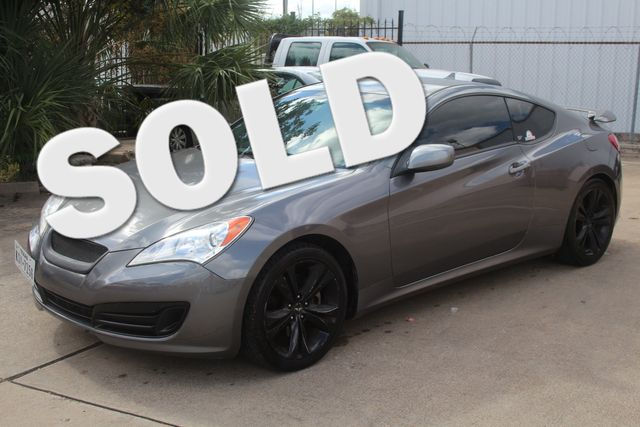 2011 Hyundai Genesis Coupe Houston, Texas 0