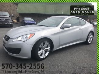 2011 Hyundai Genesis Coupe in Pine Grove PA