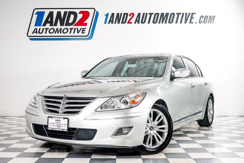 2011 Hyundai Genesis 4.6L in Dallas TX