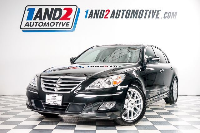 2011 Hyundai Genesis in Dallas TX