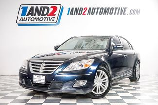 2011 Hyundai Genesis 4.6L in Dallas TX