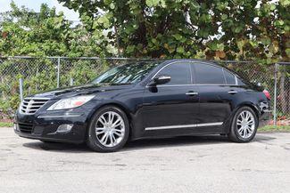 2011 Hyundai Genesis 4.6L Hollywood, Florida 47