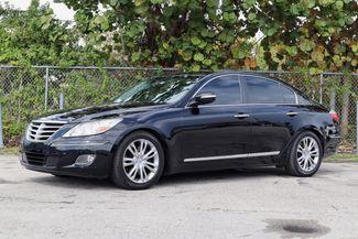 2011 Hyundai Genesis 4.6L Hollywood, Florida 10