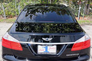 2011 Hyundai Genesis 4.6L Hollywood, Florida 45