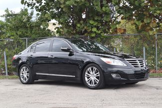 2011 Hyundai Genesis 4.6L Hollywood, Florida