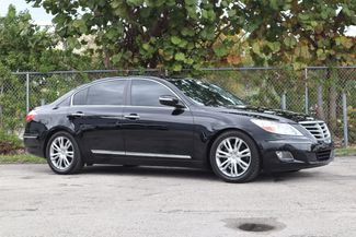 2011 Hyundai Genesis 4.6L Hollywood, Florida 52