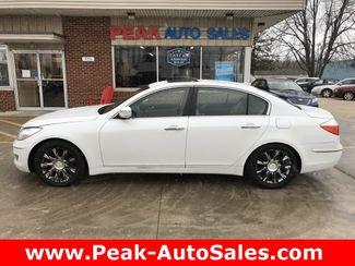 2011 Hyundai Genesis Premium 3.8L in Medina, OHIO 44256