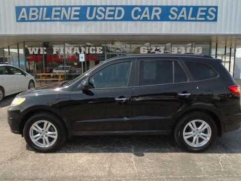 2011 Hyundai Santa Fe Limited in Abilene, TX