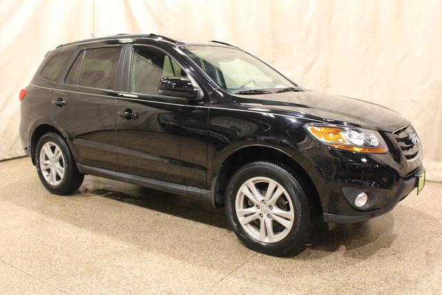 2011 Hyundai Santa Fe awd SE