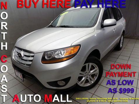 2011 Hyundai Santa Fe SE As low as $999 DOWN in Cleveland, Ohio