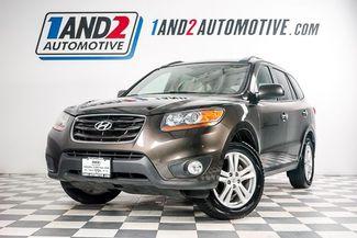 2011 Hyundai Santa Fe Limited in Dallas TX
