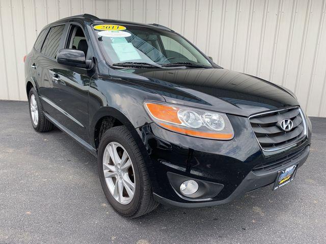 2011 Hyundai Santa Fe Limited in Harrisonburg, VA 22802