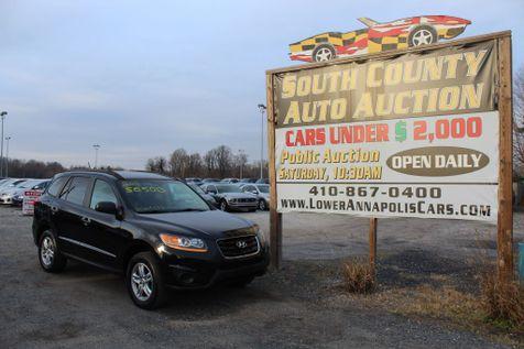 2011 Hyundai Santa Fe GLS in Harwood, MD