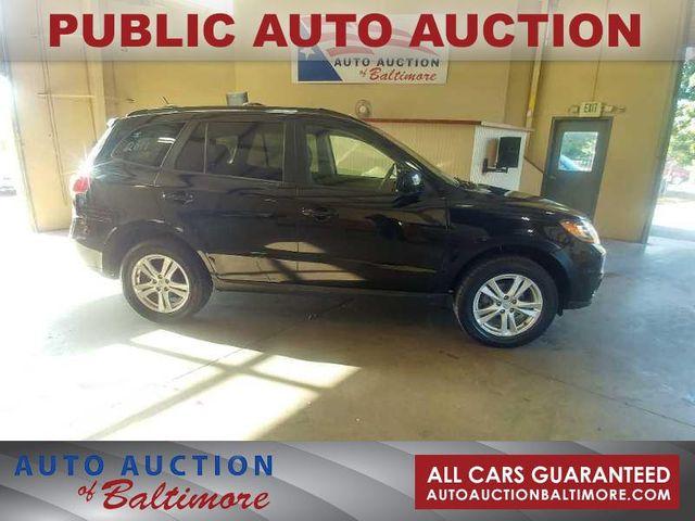 2011 Hyundai Santa Fe SE | JOPPA, MD | Auto Auction of Baltimore  in Joppa MD